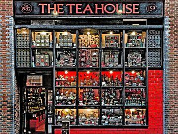 The Teahouse von Leopold Brix