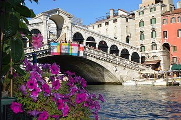 Rialto brug Venetië van Abdullah Altintas