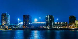 "Feyenoord Stadion ""De Kuip"" in Rotterdam"