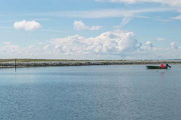 Motorbootje Op Zee van Melvin Fotografie