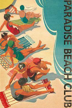 Paradise Beach Club, Wild Apple Portfolio van Wild Apple