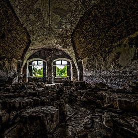 Fallen Fortress van Igwe Aneke