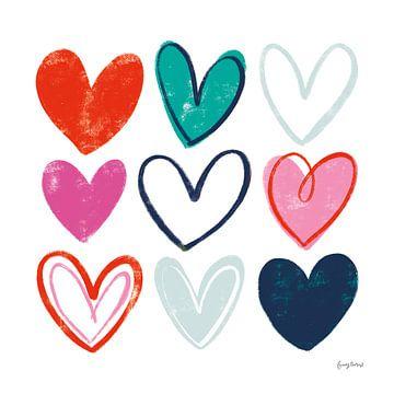 Love letters vi, Becky Thorns van Wild Apple