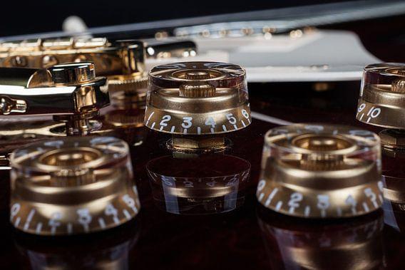 Gibson Les Paul van Maxpix, creatieve fotografie
