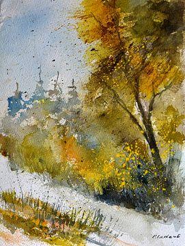 Goldener Herbst von pol ledent