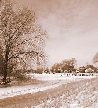 landschap van Loek Lobel