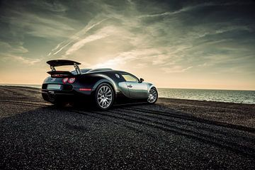 Sunset Speeders, Bugatti Veyron von Gijs Spierings