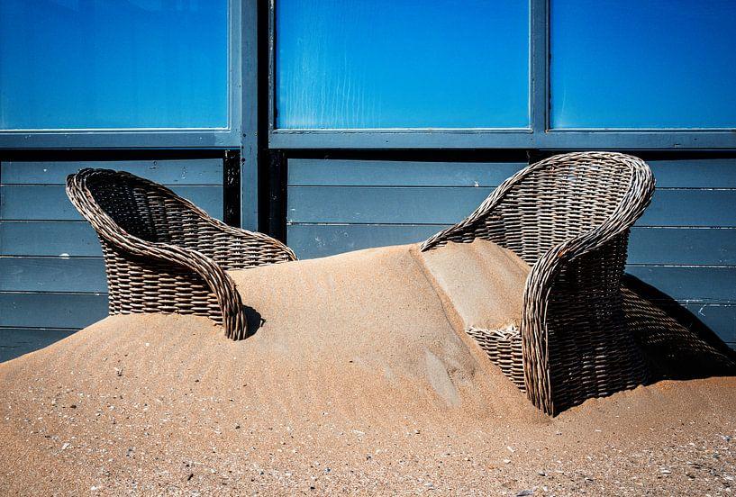 Zandvoort aan Zee II van Richard Marks