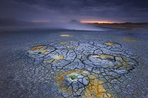 Het geothermale veld 2. van Sven Broeckx