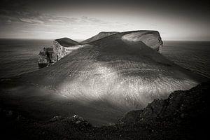 Vulkaanlandschap op Faial, Azoren