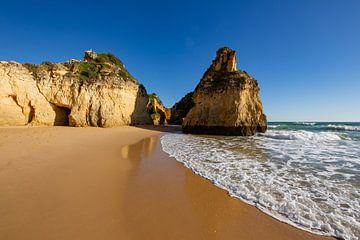 Portugal Algarve-strand van Dennis Eckert