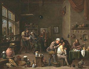 Der Chirurg, David Teniers II