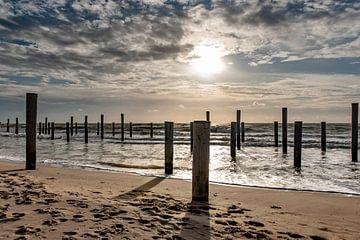 strand van Hilda van den Burgt