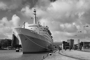 ehemaliger SS Rotterdam der HAL von Rick Van der Poorten