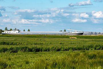 schip in de polder van bob wetsteen