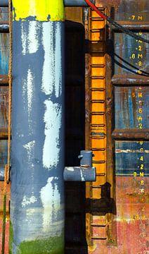 Waalhaven Rotterdam 2 van Maarten Visser