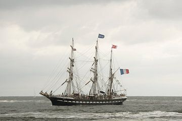 Tallship Belem - Sail Amsterdam van Barbara Brolsma