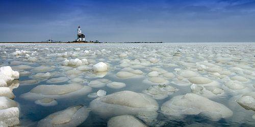 Winterzeit in den Niederlanden von Hans Brinkel