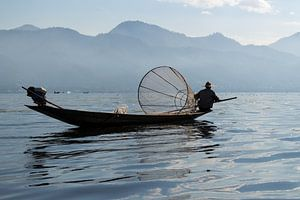 Inle Lake van Cindy Nijssen
