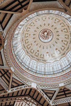 Salle du marché de Valence sur Iris van Tricht