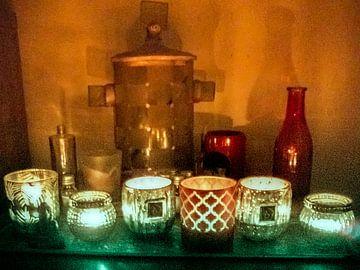 Kaarsen van Eric Oosterbeek
