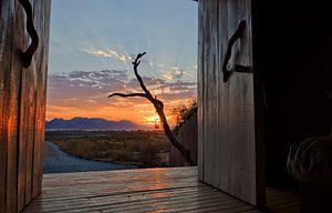 Goedemorgen Namibië van Astrid Brenninkmeijer