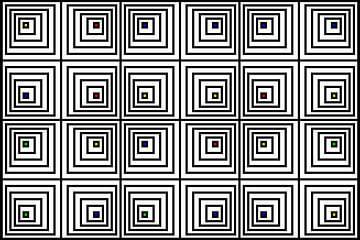 Genesteld | Offset | 06x04x2 | N=06 | V40 | RGBY van Gerhard Haberern