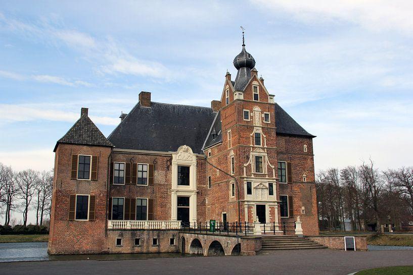 Schloss De Cannenburch von Sander de Jong