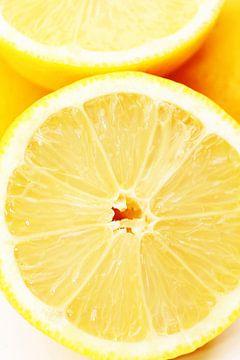Zitrone Makro von Augenblicke im Bild