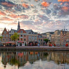Aan de Spaarne te Haarlem von Anton de Zeeuw