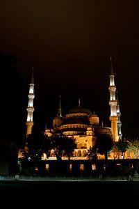 Blauwe Moskee van