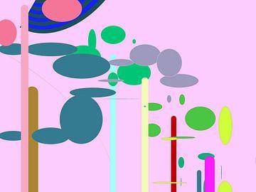 Think Twice pink van Judith Robben