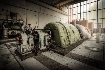 Paper Factory Generator sur Martijn van Geloof