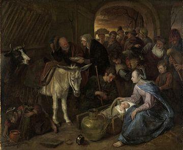 Die Anbetung der Hirten, Jan Havicksz. Stein