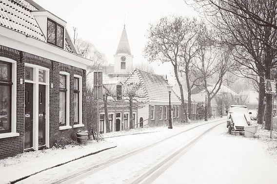 Hollandse winter van Jaap Kloppenburg