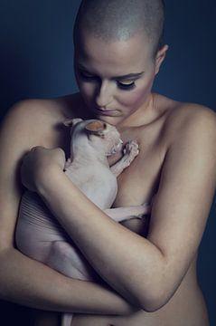Bald Love II / Tierfrauen von Andrea Loot