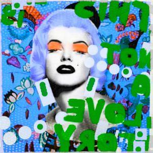 Marilyn Monroe Dadaismus - Sorry Gustav Klimt - is not a love Story