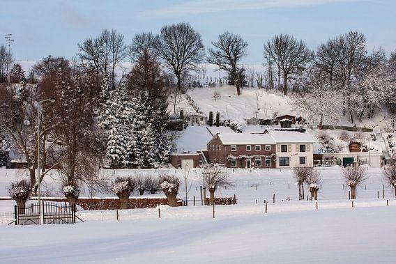 Bulkem Simpelveld in de sneeuw 2010