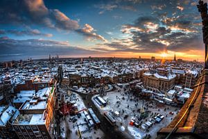Groningen Winter City