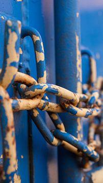 Vuilniscontainer abstract van Liv Jongman
