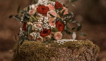 Huwelijksverjaardag van Tobias Huber