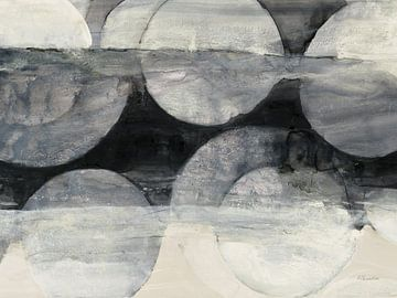 Eclipse neutrale horizontale gewas, Albena Hristova van Wild Apple