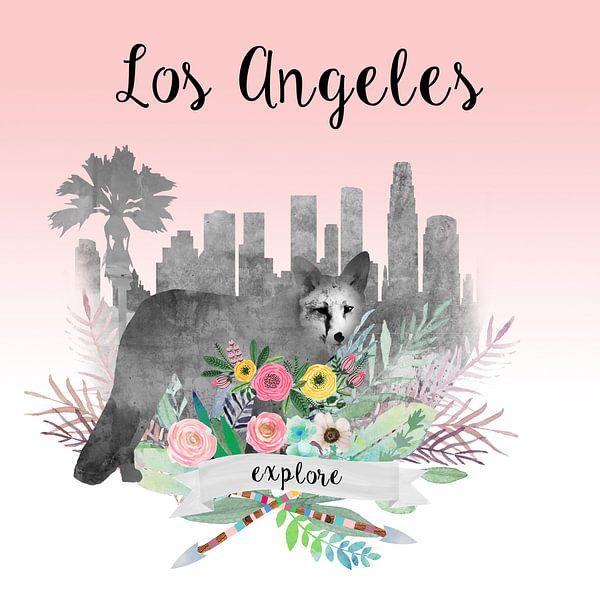 Los Angeles von Green Nest