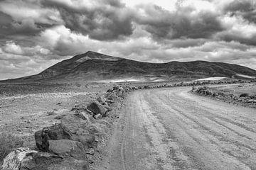 Berg auf Lanzarote von C. Nass