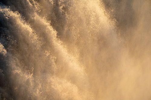 Détail du résumé de la chute d'eau sur Thomas Kuipers