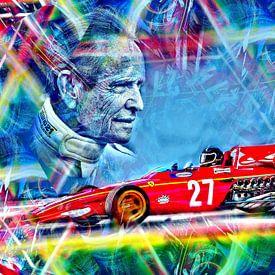 The Belgian Race Legend Jacky Ickx von DeVerviers