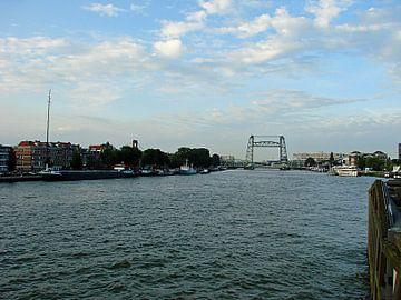 Water Rotterdam van Frank Kleijn