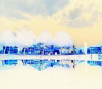 Haarlem Blue (2015) sur Eric Oudendijk