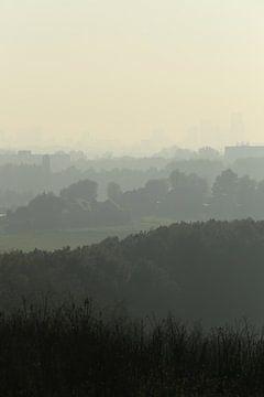 Rotterdam skyline von maron branderhorst