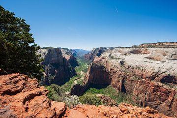Zion National Park Canyon Aussicht von Nicolas Ros